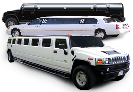 Stretch Limousine (Limo) in France