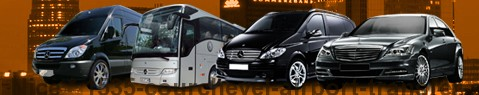 Privat Transfer von Nizza nach Courchevel