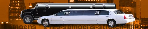 Stretch Limousine Samoens | limos hire | limo service