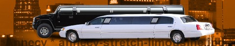 Stretch Limousine Annecy | limos hire | limo service