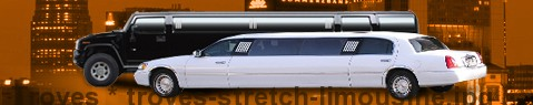 Stretch Limousine Troyes | limos hire | limo service