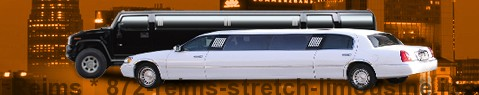 Stretch Limousine Reims | limos hire | limo service