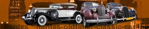 Vintage car Nantes | classic car hire