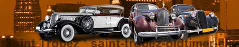 Vintage car Saint Tropez | classic car hire
