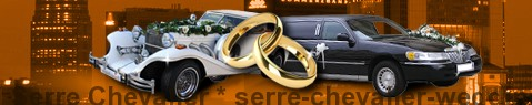 Wedding Cars Serre Chevalier | Wedding limousine