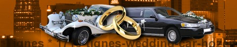 Wedding Cars Tignes | Wedding limousine