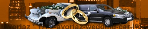 Wedding Cars Avoriaz | Wedding limousine