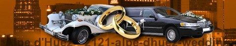 Wedding Cars Alpe d'Huez | Wedding limousine