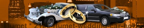 Wedding Cars Flumet | Wedding limousine