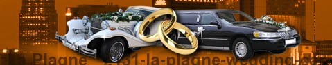 Wedding Cars La Plagne | Wedding limousine