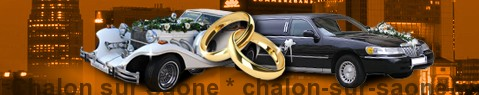 Wedding Cars Chalon sur Saone | Wedding limousine