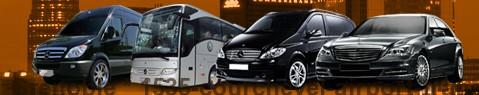 Privat Transfer von Grenoble nach Courchevel