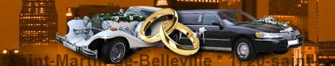Wedding Cars Saint-Martin-de-Belleville | Wedding limousine